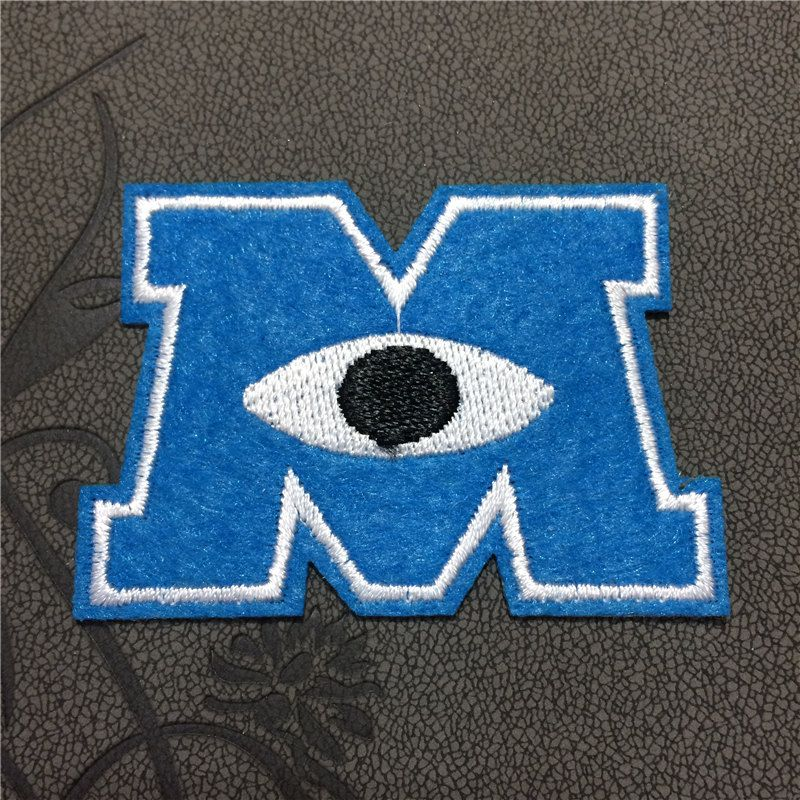 Soccer Sports Patches Iron On Embroidered Patch For Clothing Stick On Badge  Paste For Clothes Sew