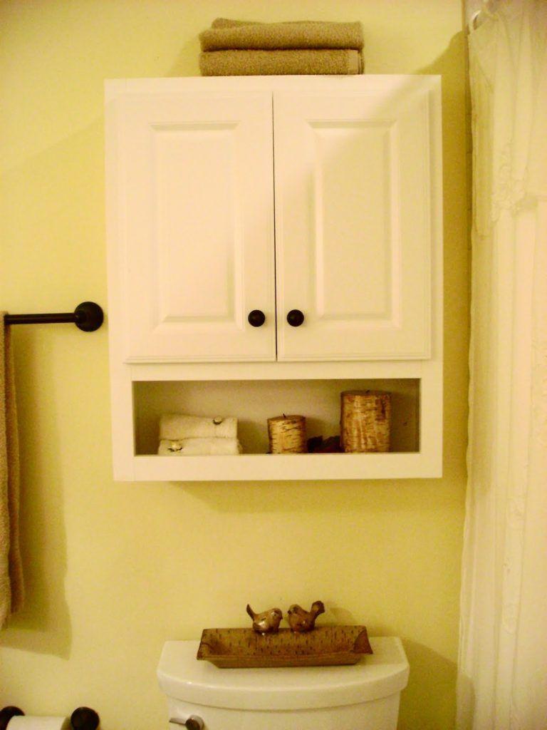 Bathroom Wall Cabinets Over The Toilet | Bathroom Cabinets ...