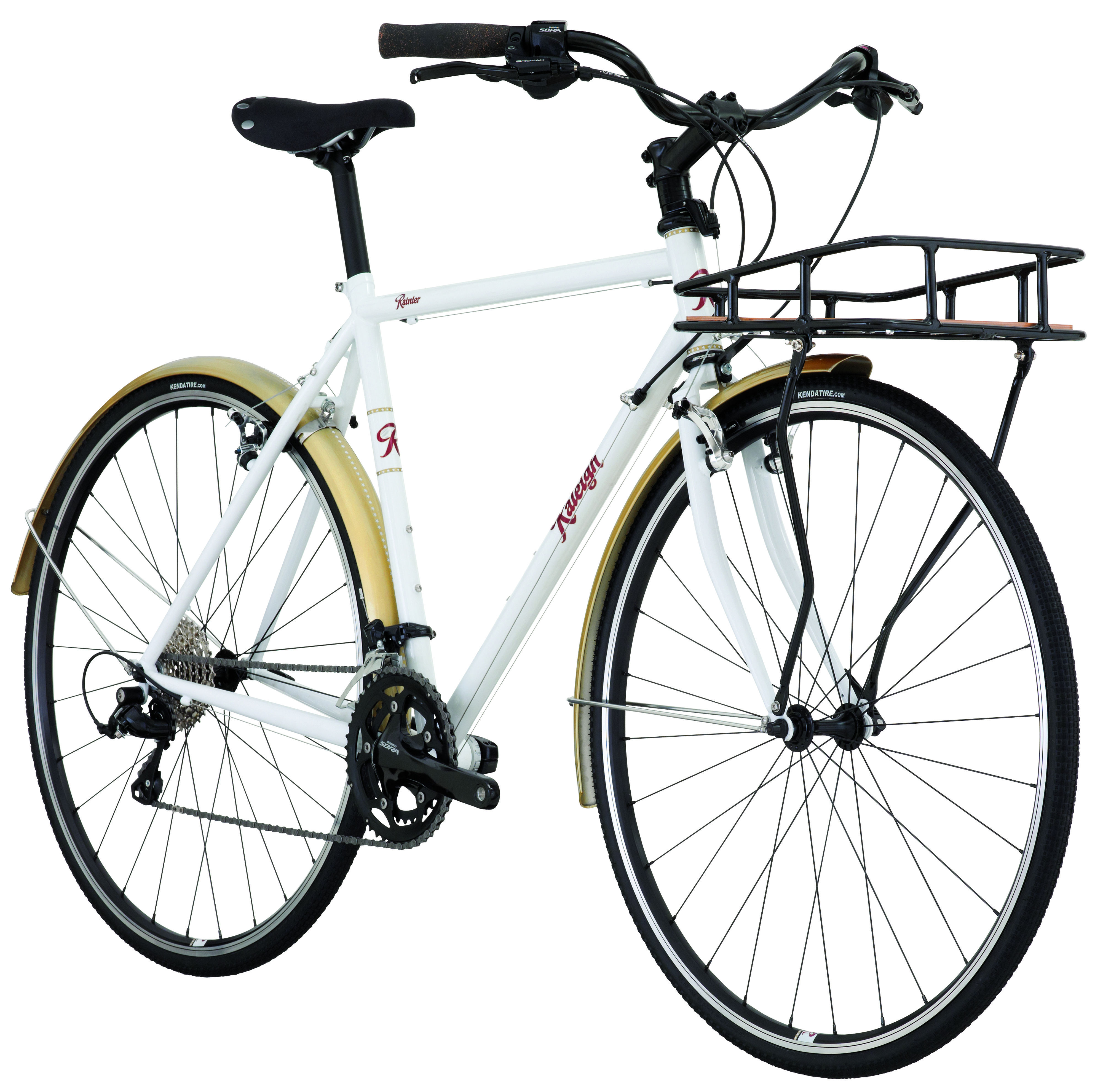 2384d31532e Perfect bike for the city in Rainier Beer edition. Comes with twelve pack  rack! Raleigh Bikes