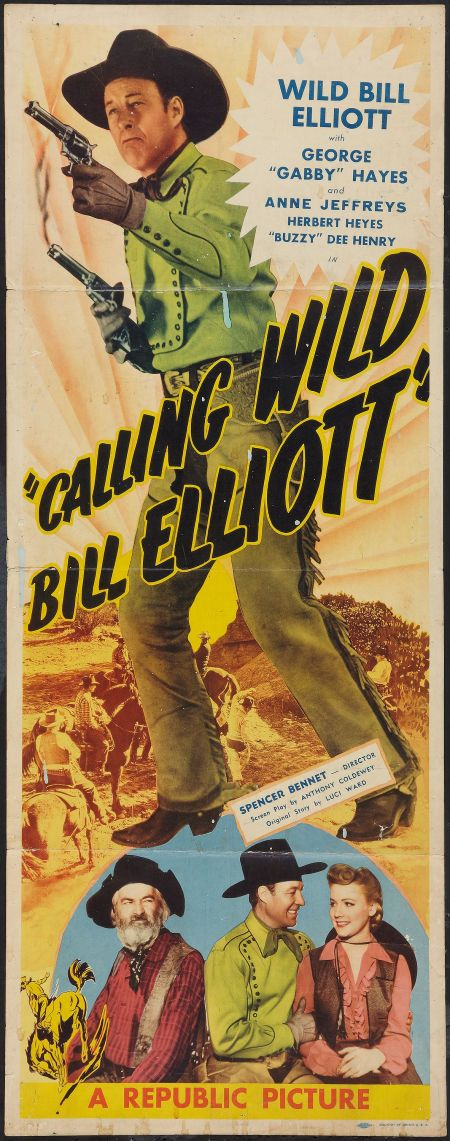 Watch Calling Wild Bill Elliott Full-Movie Streaming