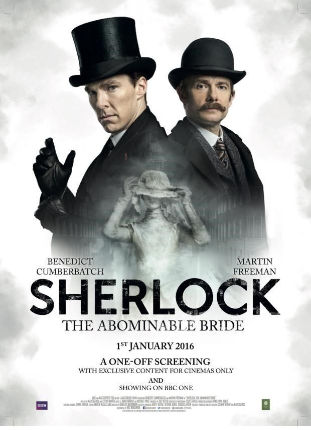 Sherlock The Abominable Bride (2016) cast: Benedict Cumberbatch ...