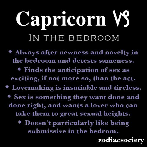 Sex with a capricorn man pic 66