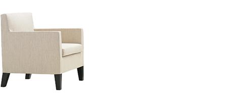Anna Lounge BU1397 Andreu World Lounge Chair