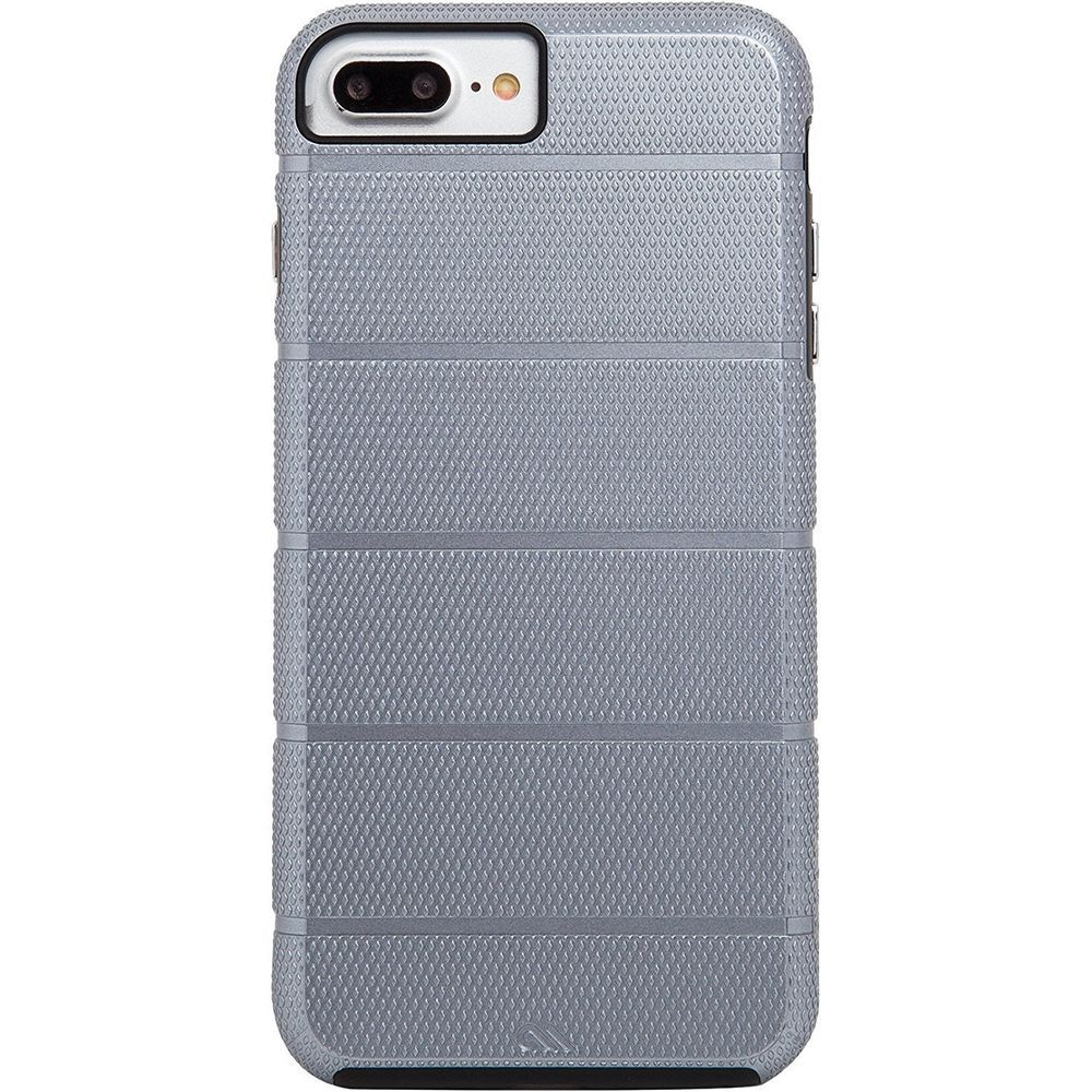 Casemate cover for iphone 8 plus 7 plus 6 plus silver