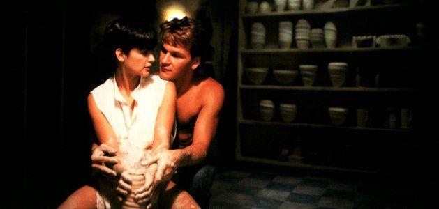 Ghost Patrick Swayze And Demi Moore Filmes De Fantasmas
