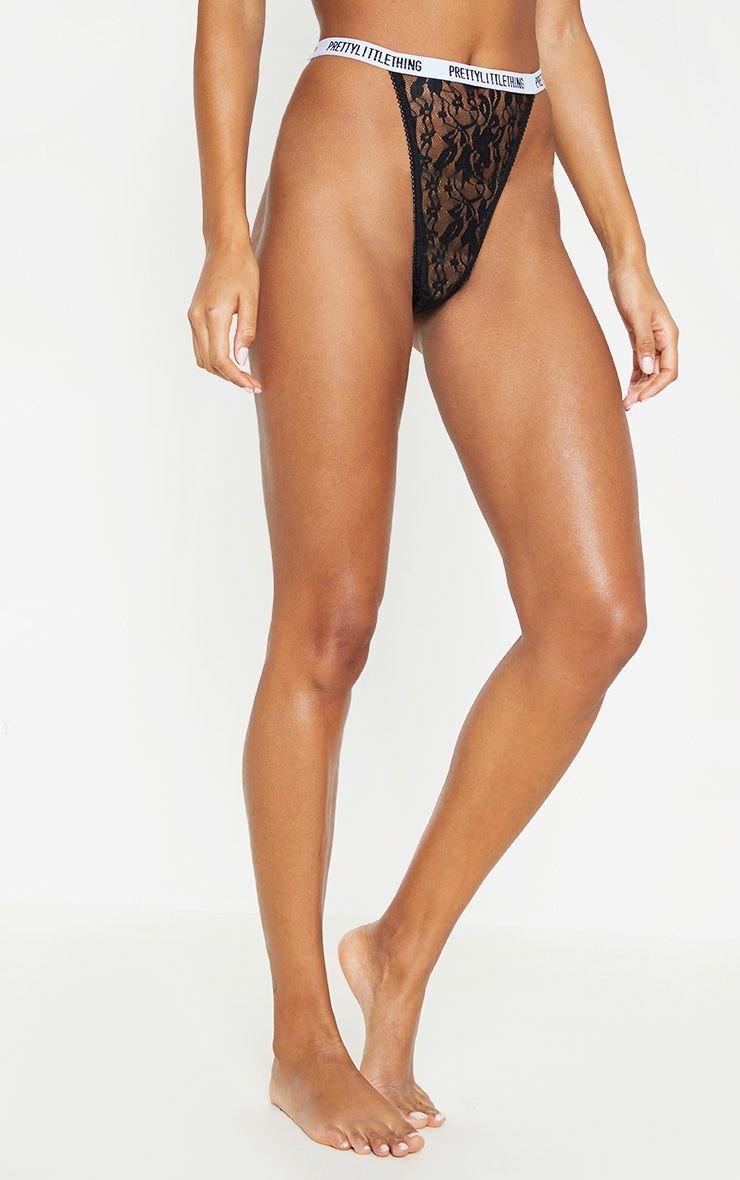 33980fa75051 Black Lace Knicker in 2019 | Девушки Портрет | Lace, Black laces ...