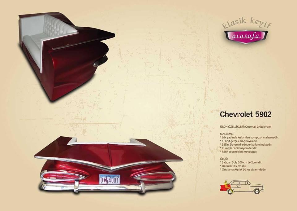Chevrolet 5902 Ürün özellikleri;  Malzeme:  *Lüx yatlarda kullanılan kompozit malzemelerdir. * 1 Sınıf gerçek araç boyası kullanılmıştır. * 32 DN. Dayanıklı sünger kullanılmaktadır. * Kumaşlar animasyon deridir. * Renk seçenekleri mevcuttur.