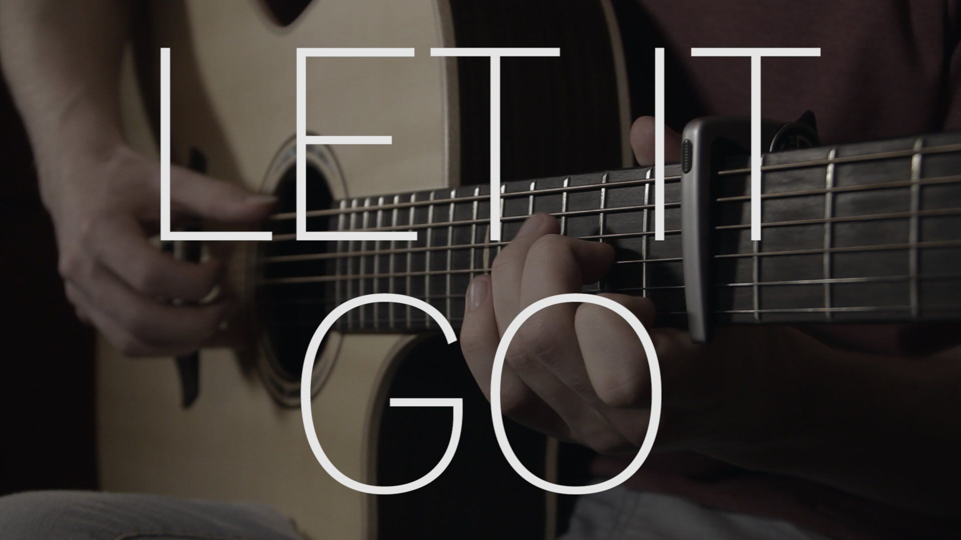 James Bay Let It Go Fingerstyle Guitar Cover With Tabs Music