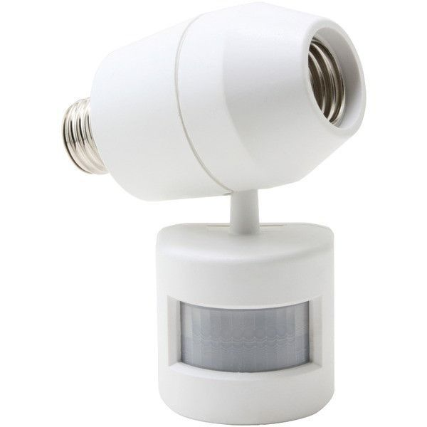 Motion Activated Outdoor Light Bright Way 74239