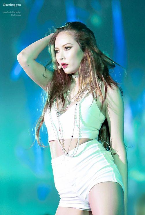 Hyuna 4minute Kpop Girls Hyuna Kim Stage Outfits