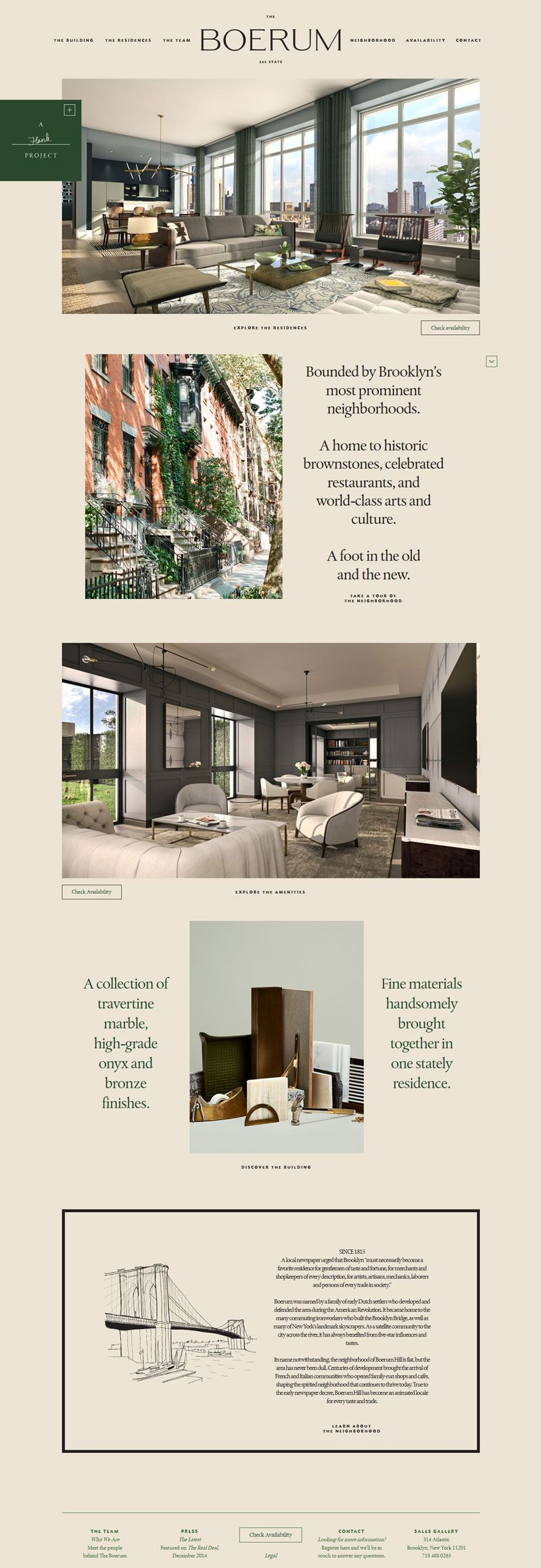 Weekly web design Inspiration for everyone! Introducing Moire ...