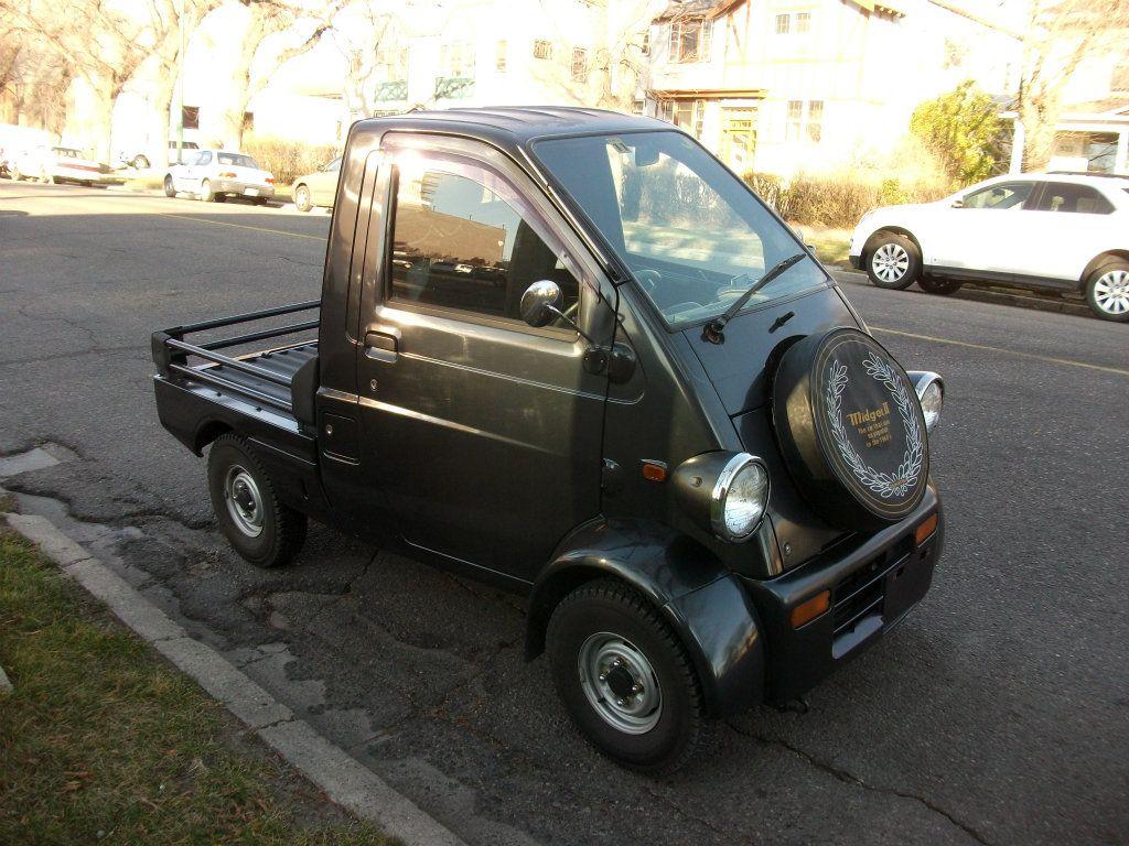 Daihatsu Midget Ii Literacy And Libraries Daihatsu Cars