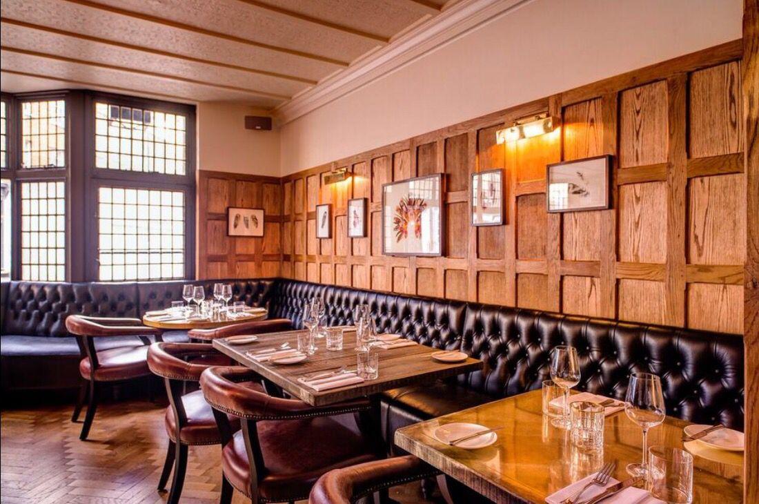 The Oak Room Ground Floor Bar