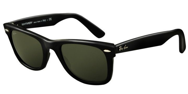 The Ray-Ban RB2140 Original Wayfarer Sunglasses will always be the style  that sparked a revolution. Since the 60s, the Ray-Ban wayfarer has found a  way to ... 9040f4c3a529