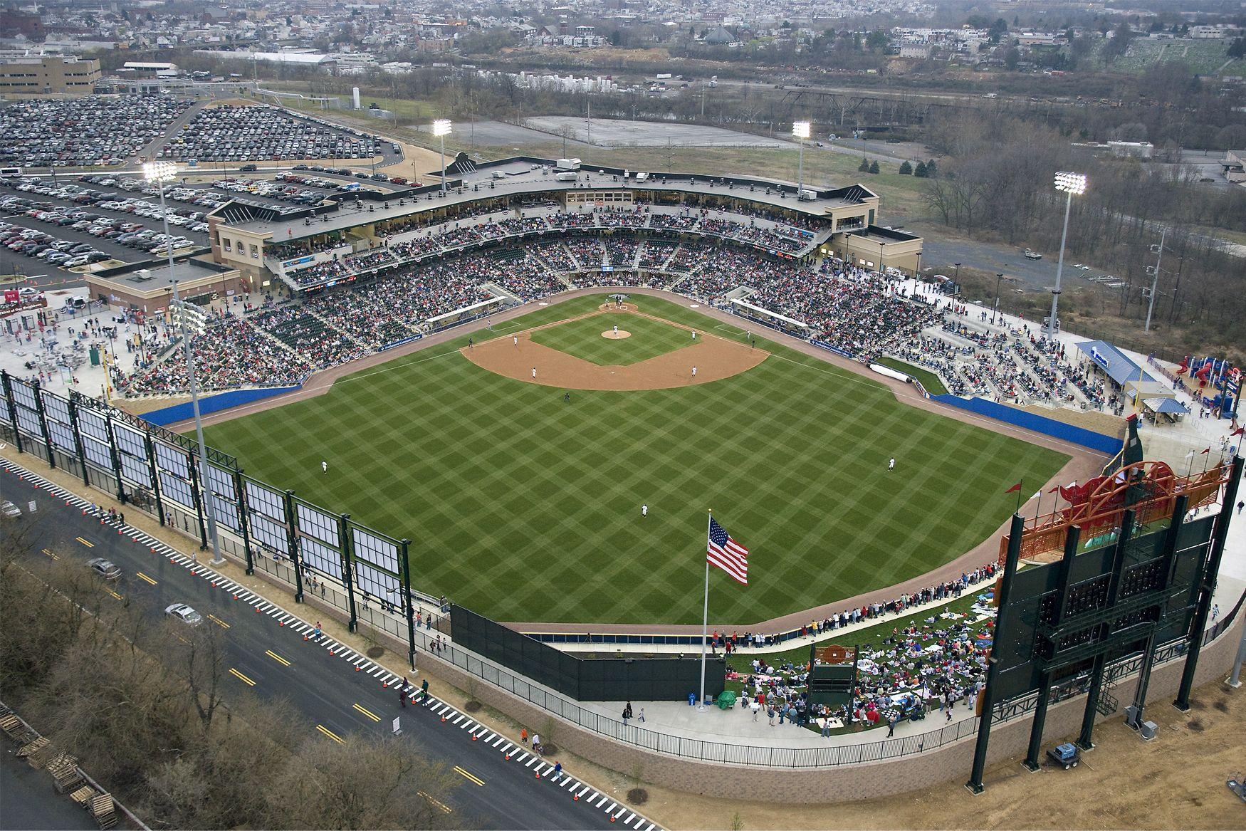 Lehigh Valley Ironpigs Lehigh Valley Valley Minor League Baseball