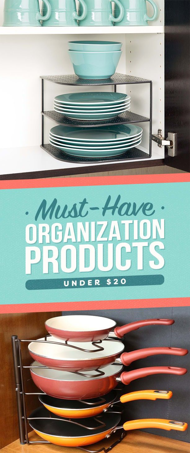 33 Organization Products Under $20 That Are Worth Your Money | Life ...