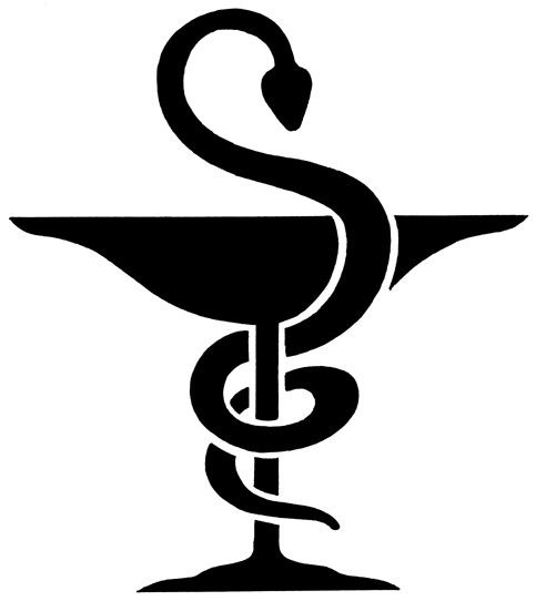 The Symbol Of Hygeia The Goddess Of Good Health And I Want It