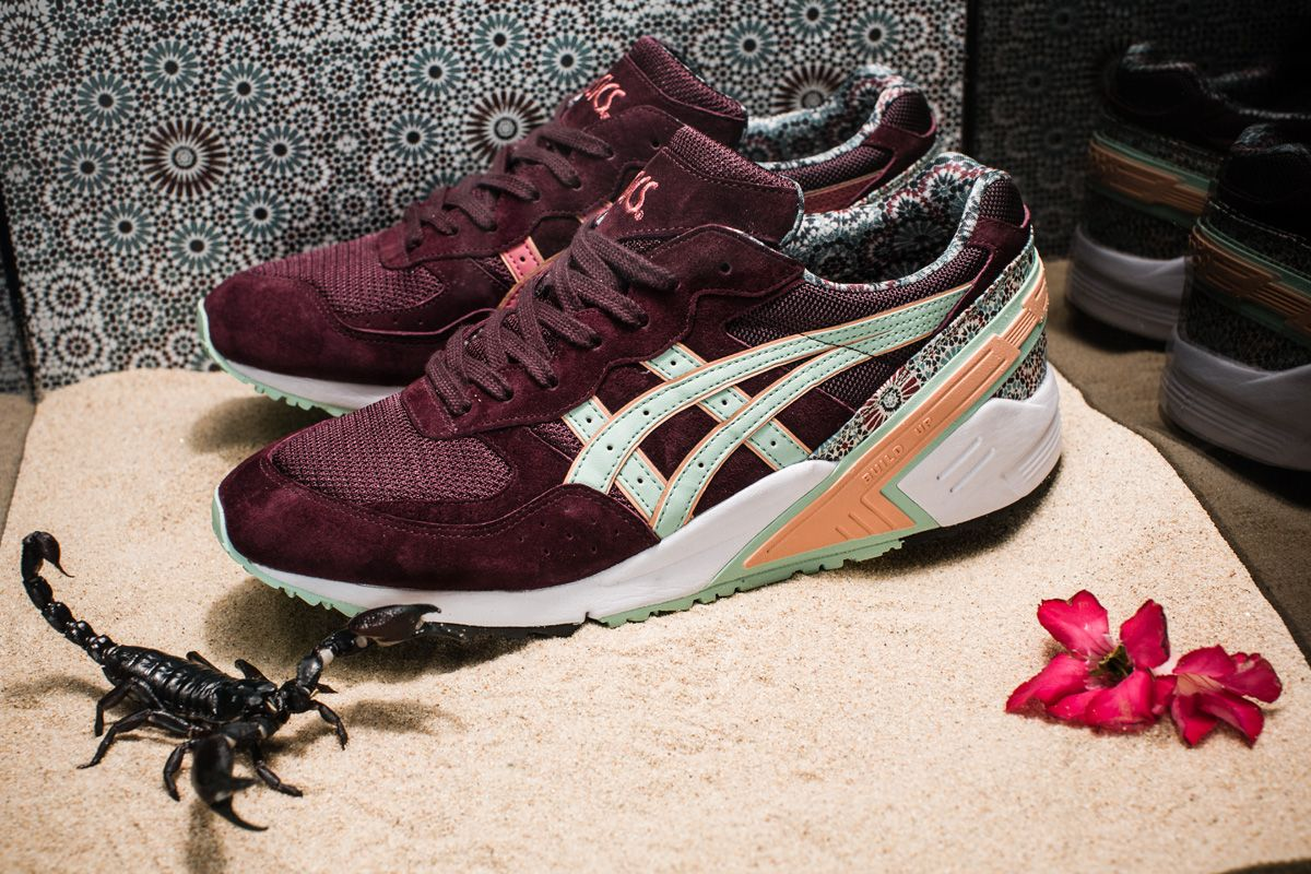 OVERKILL X ASICS GEL SIGHT DESERT ROSE Clean Kicks Discount Sites Shoes Outlet and It Is