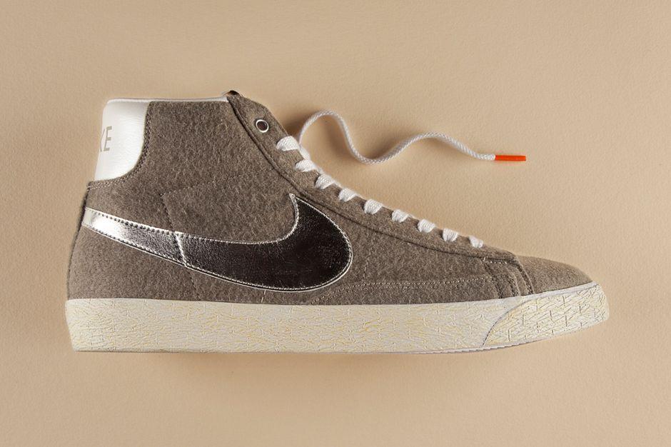 renault trafic van - Nike Blazer Mid Vintage Premium QS Pack   Green Label   Shoes ...