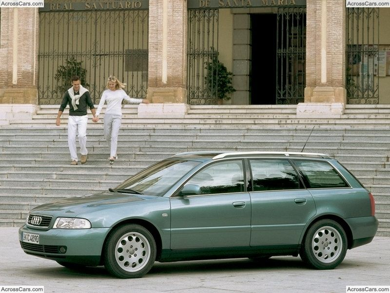 Audi A4 Avant 1999 Audi A4 Avant Audi Audi A4