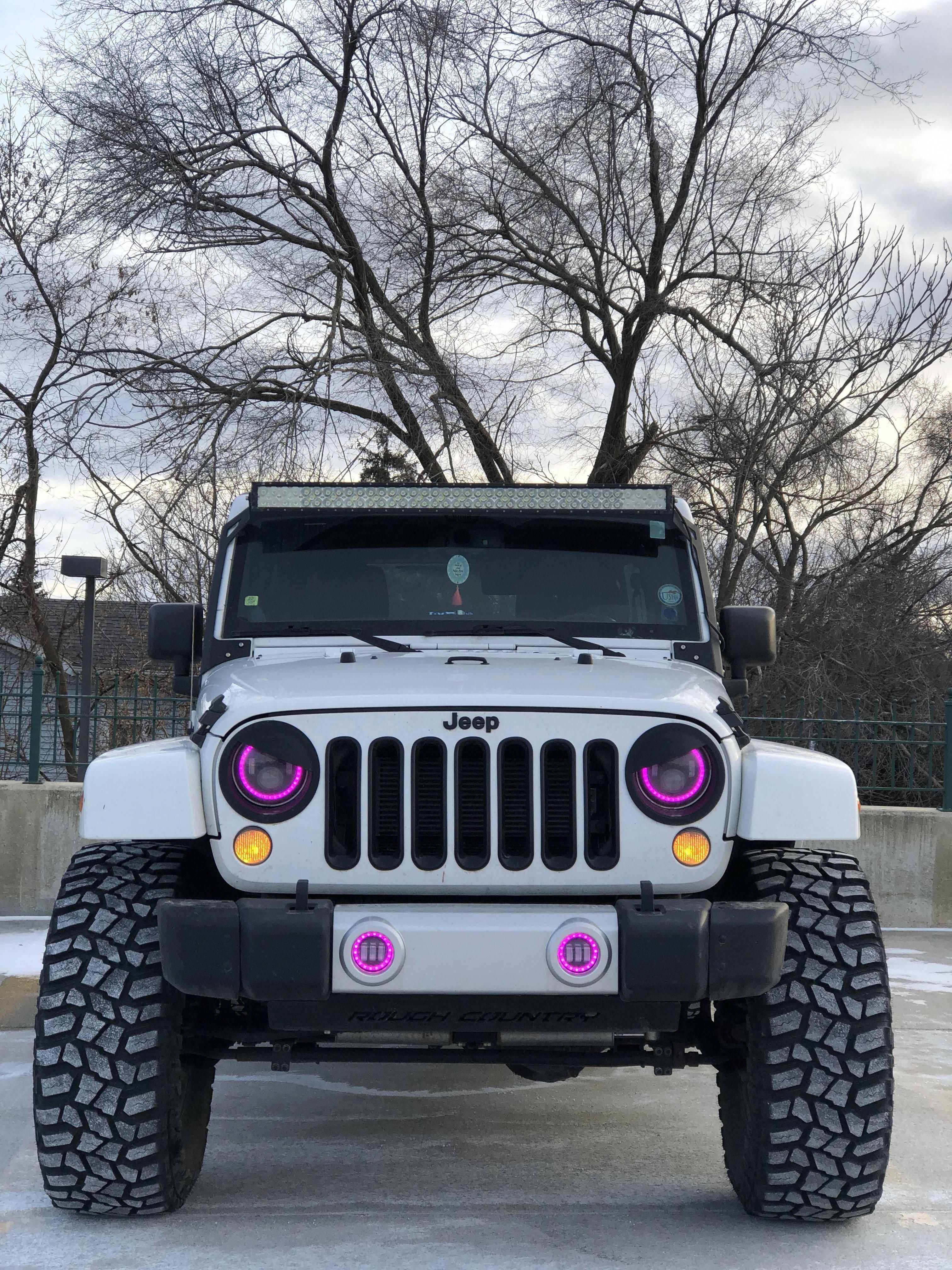 Pin By Brylee Fanning On Jeeps In 2020 Jacked Up Trucks Jacked Up Chevy Trucks
