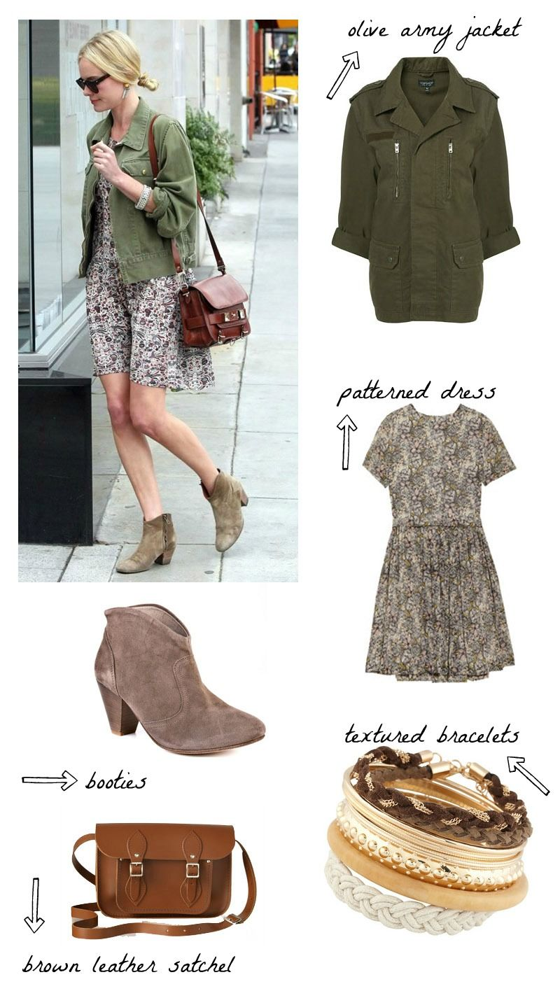 get kate bosworth's style