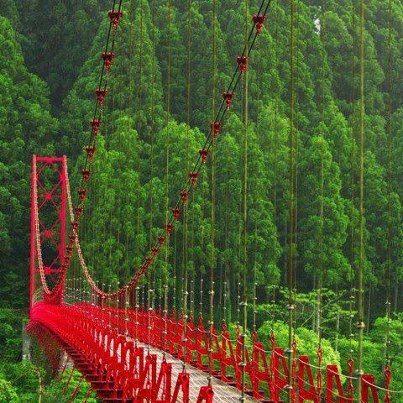 Red Bridge Japan