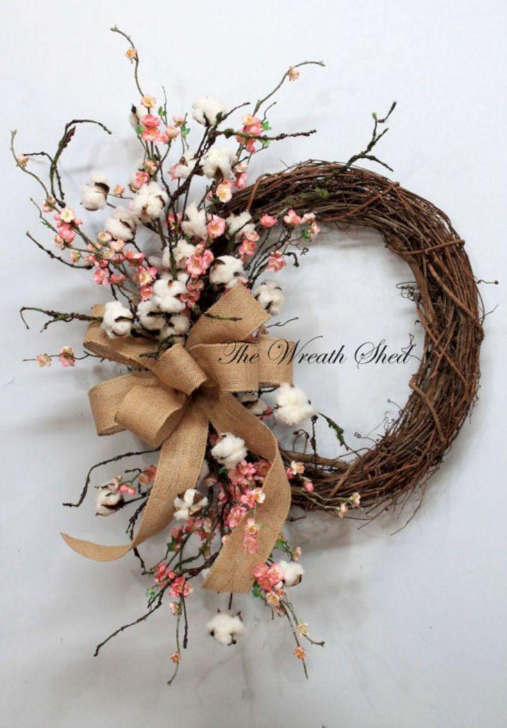 Best Ideas To Create Fall Wreaths Diy: Top 30 Handy Inspirations #fallwreaths