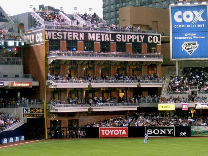 Baseball Petco Park Petco Park Petco San Diego California