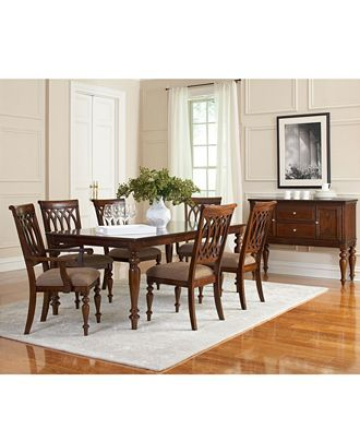 Crestwood Dining Room Furniture Collection Furniture Macy S Dining Room Furniture Collections Dining Room Furniture Dining Room Decor Traditional