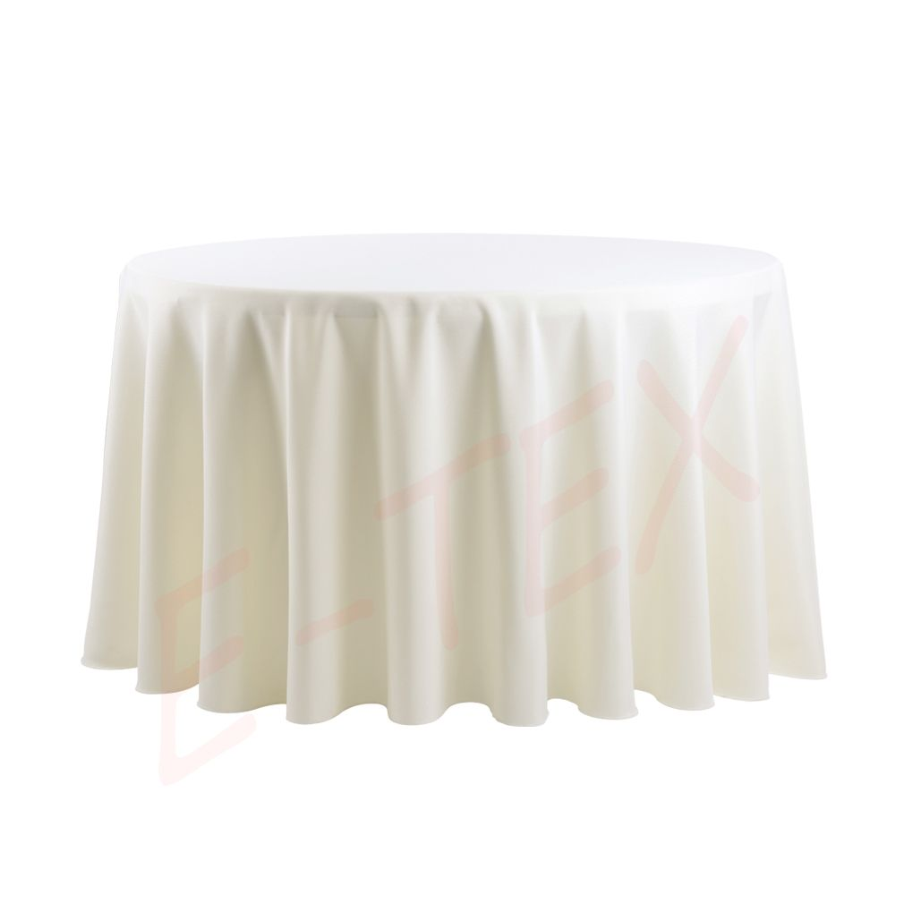 10 Off With Codes 10m2gkq7 132 Inch Round Polyester Tablecloth
