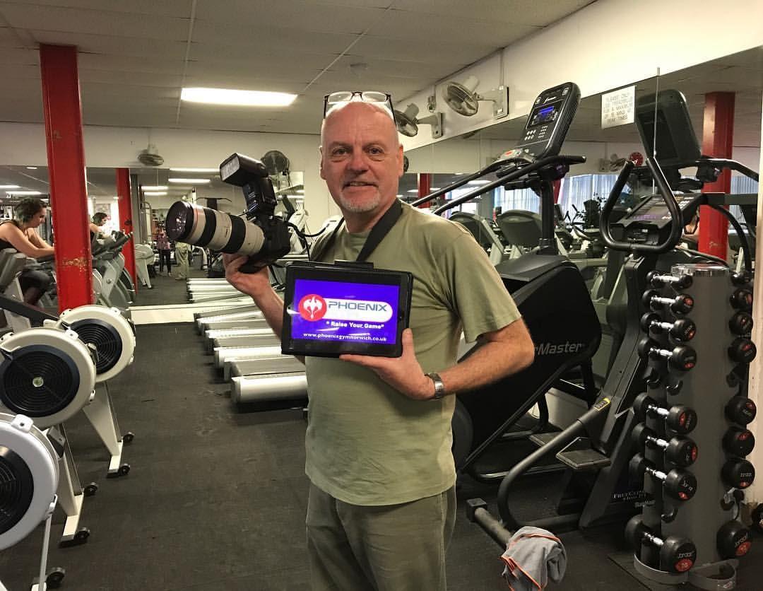 43 Likes 1 Comments Jerry Daws Norwich Photographer On Instagram Gym Shoot At Phoenix Gym Norwich Stillfocusedmedia Gym Stationary Bike Photographer