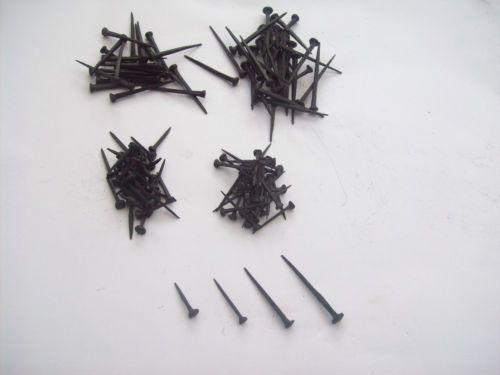 10 Pcs Lot Hand forged iron Nails vintage blacksmith Solid Rustic Furniture Nail