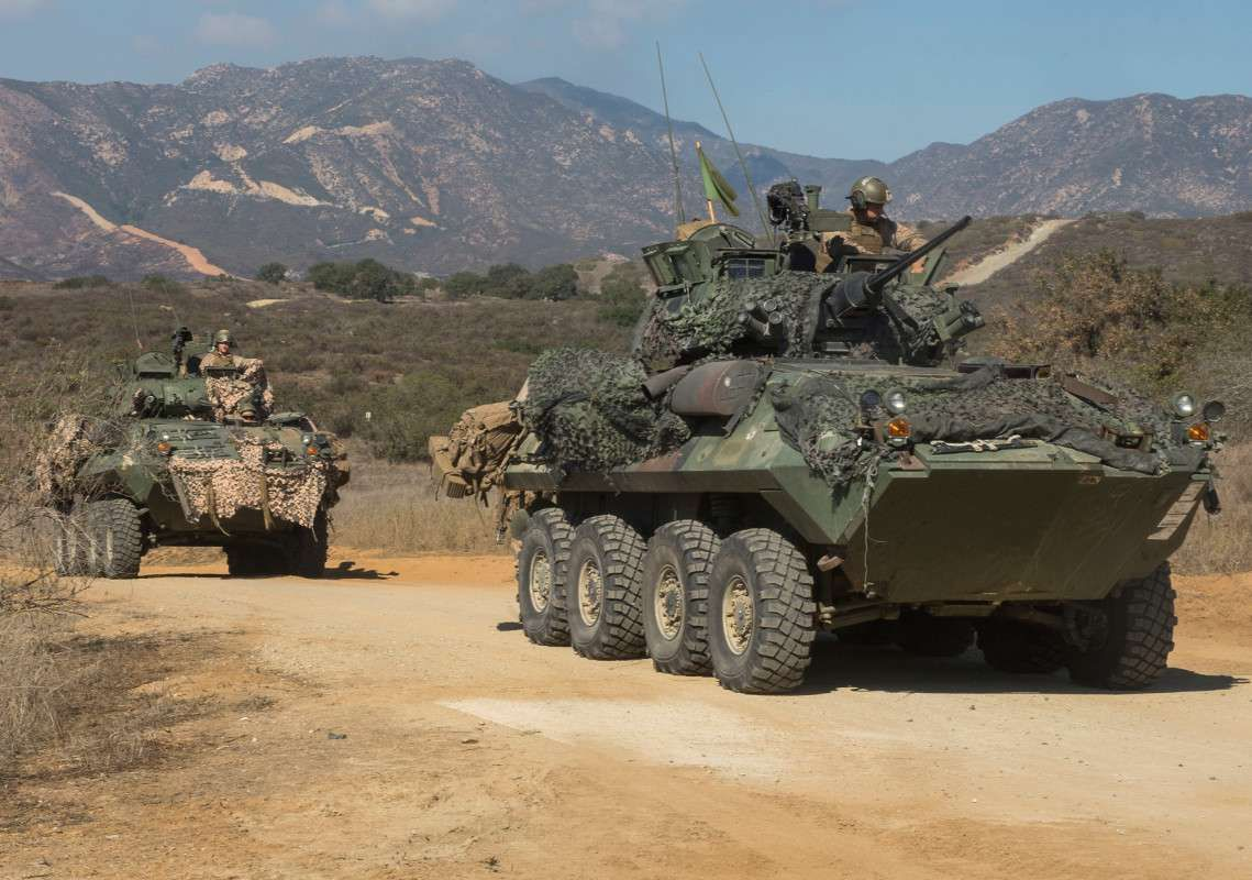 Army S Newest Airborne Unit Gets Second Hand But Air Droppable Usmc Lav 25 Armored Vehicles The Drive Lav 25 Armored Vehicles Military