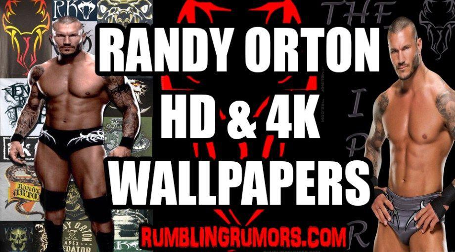 Randy Orton HD & 4K Wallpapers Randy orton, Wwe pictures