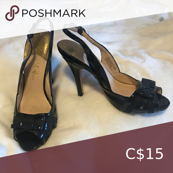 Size 6.5 heels, Cole Haan