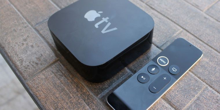 Apple TV 4K review Ambition, meet reality Apple tv, Tv