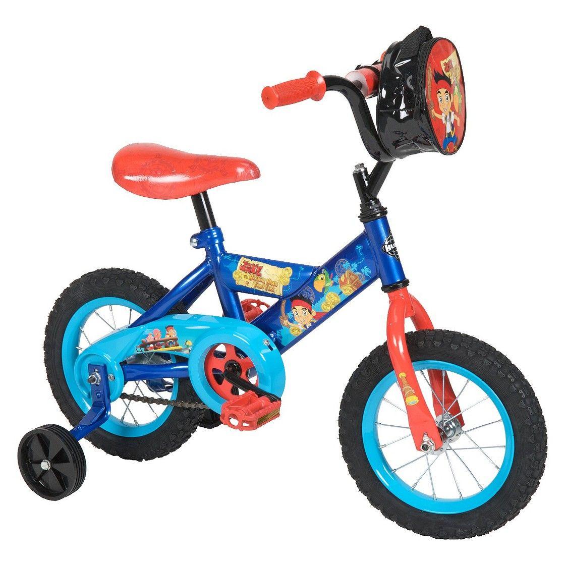 "Huffy Disney Jake and the Neverland Pirates 12"" Boys Bike"
