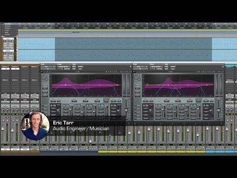 Enhancing Electronic Drums With Waves C6 Multiband Compressor Electronic Drums Waves Audio Engineer