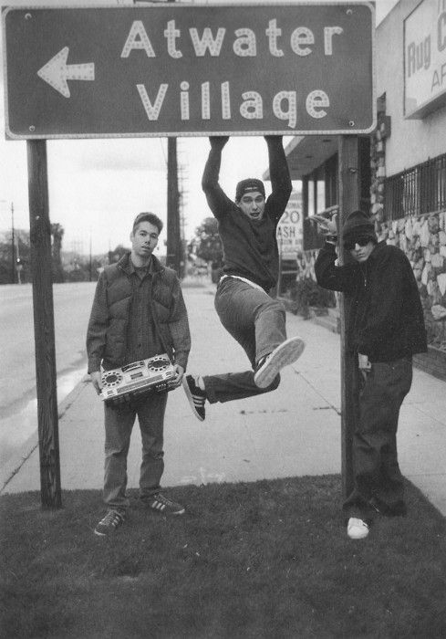 R.I.P. MCA.  Check Your Head was the first B Boys album recorded at the band's G-Son studios in my hood, Atwater Village (3218 1/2 Glendale Blvd.) in 1991.
