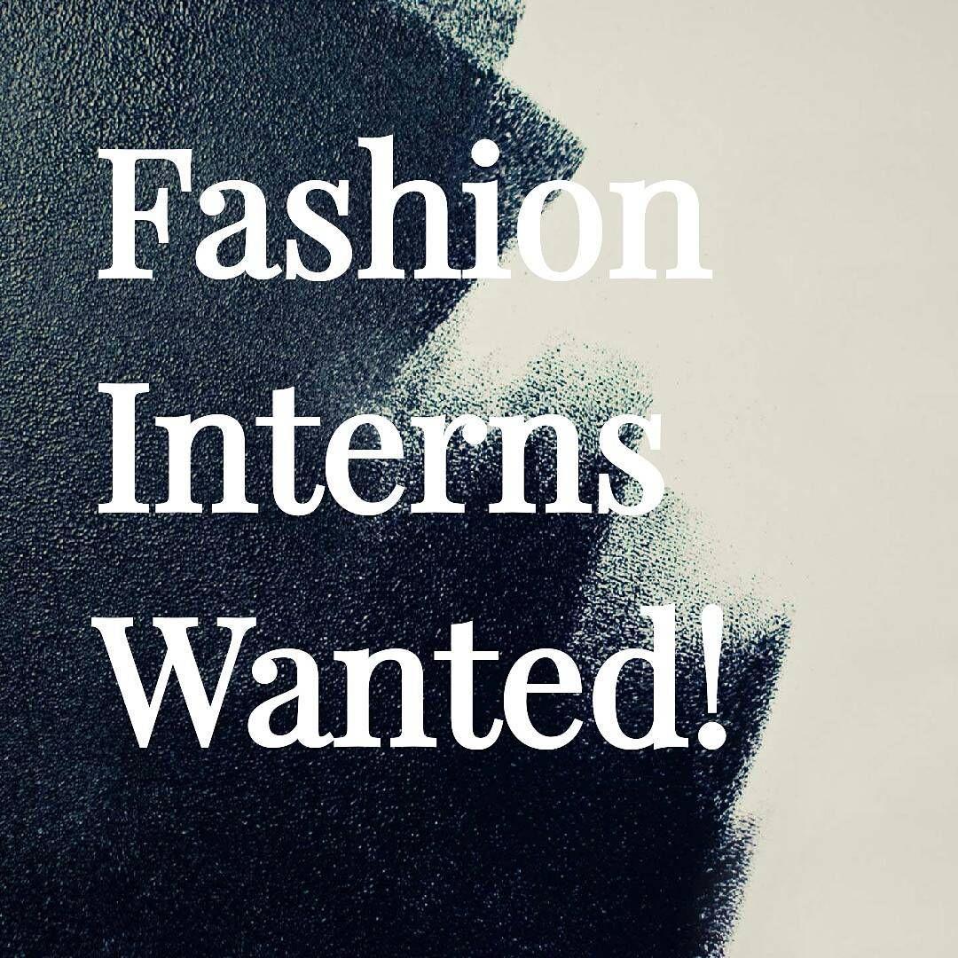 Please Email Resumes To Info Kahindonyc Com Fashion Intern Internship Newyork Fashionintern Fit Parsons Fashiondesign Fashionschool In 2020