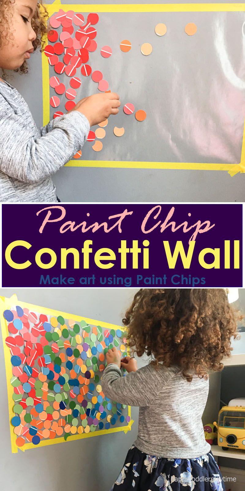 Learning colors art activities for preschool - Art Activities