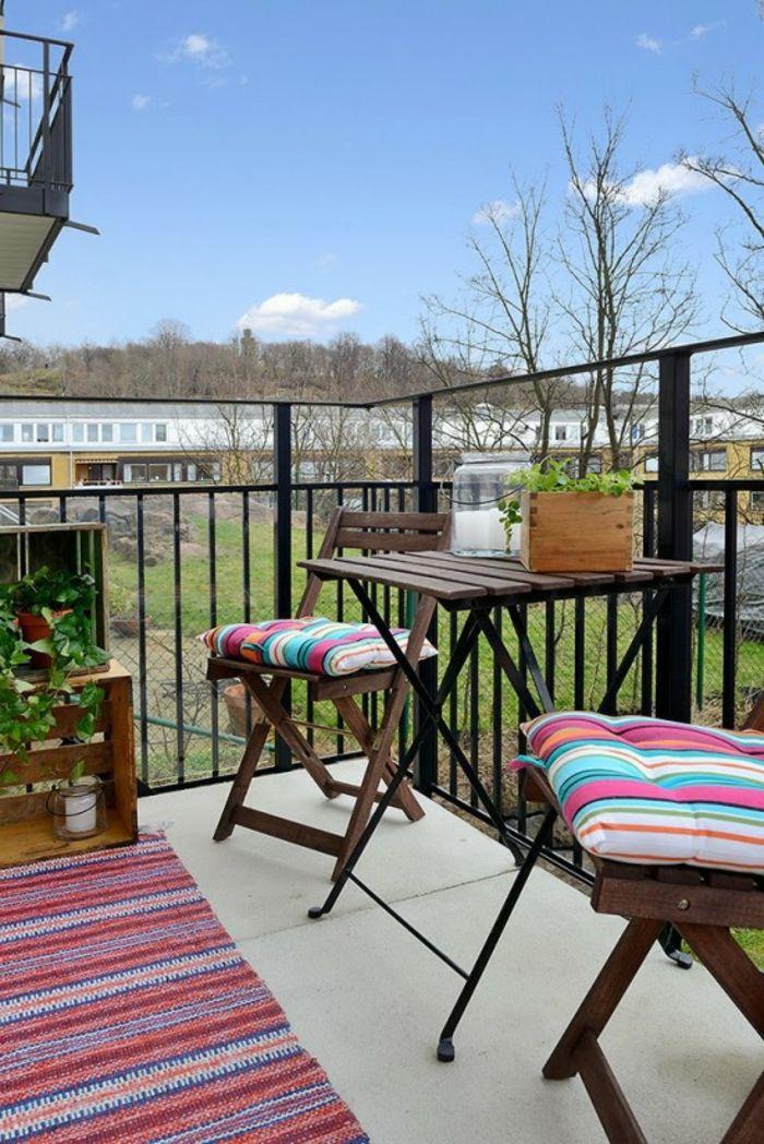 ▷ 1001 + ideas sobre decoración de terrazas pequeñas Cosas - decoracion de terrazas pequeas