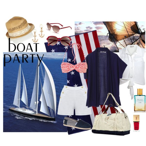 """""""Boat Party!"""" by constance1964 on Polyvore"""
