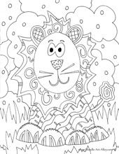 Free Doodle Coloring Pages They are separated into