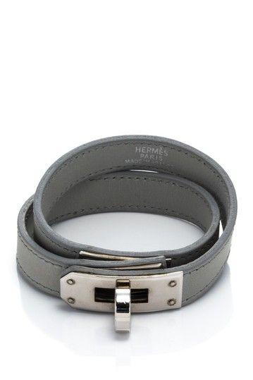 Vintage Hermes Kelly Double Tour Bracelet   International Retail ... bddb08fb30e