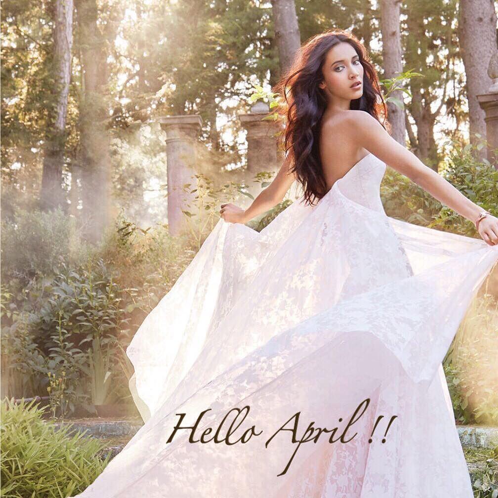 Hello april spring has come stylejim hjelm ブラッシュカラー