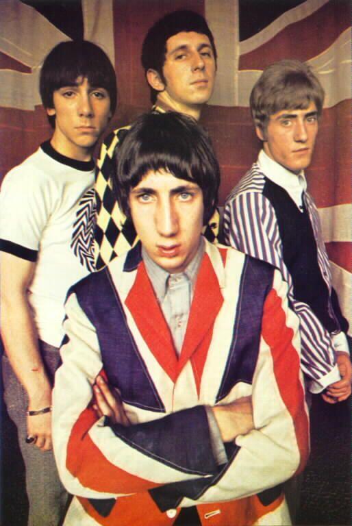 The Who | Especial #DiaMundialDoRock: The Who « SkagTrend