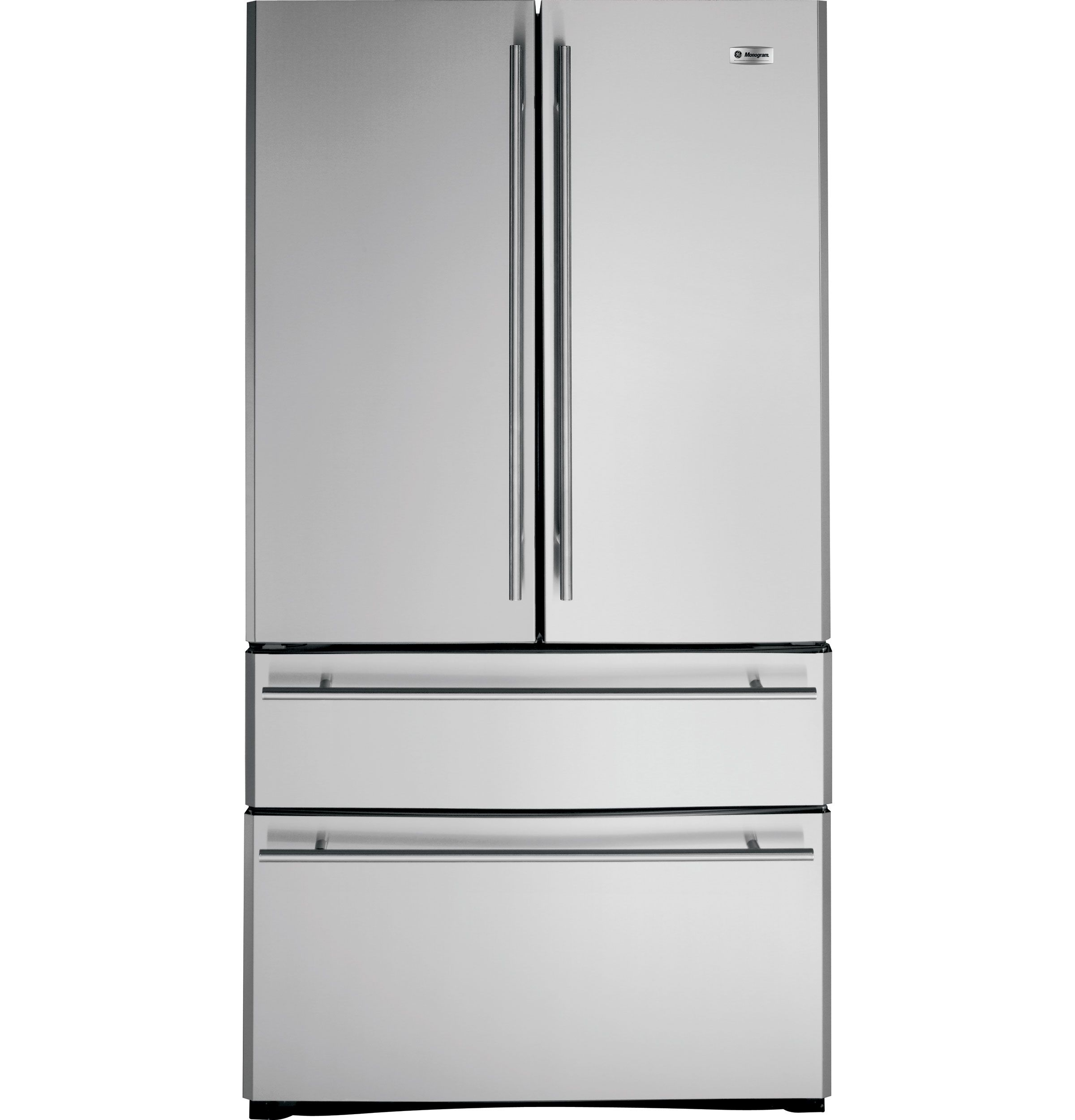 Zfgb21hzss ge monogram 206 cu ft french door two drawer free french door two drawer free standing refrigerator the ge monogram collection rubansaba