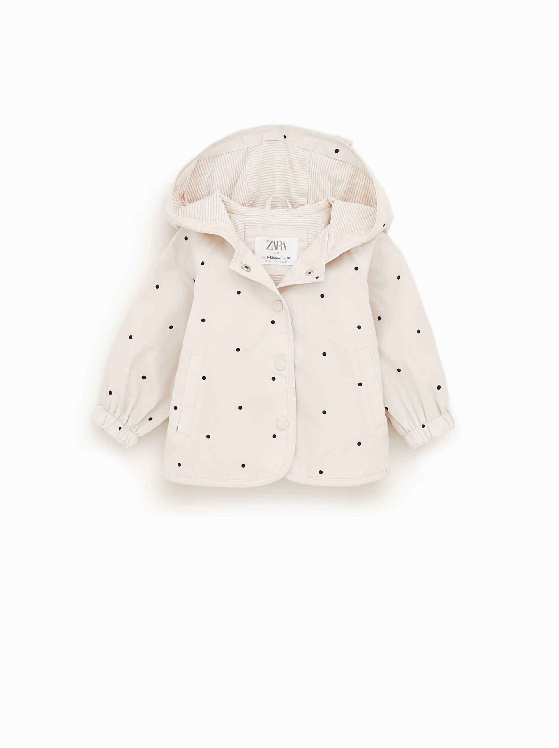 Printed Raincoat New In Baby Girl 3 Mth 4 Yrs Kids Zara United States Baby Regenmantel Regenmantel Zara Kinder